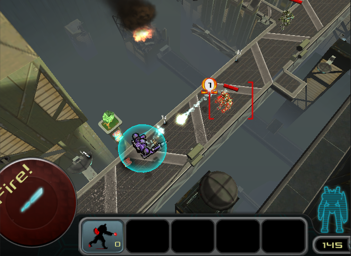 Attack the enemy screenshot